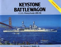 Keystone Battlewagon - U.S.S. Pennsylvania (BB-38)