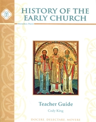 History of the Early Church - Teacher Guide