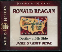 Ronald Reagan- Audio Book