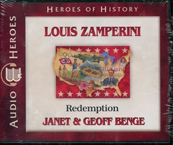 Louis Zamperini - Audio Book