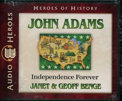 John Adams - Audio Book