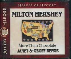 Milton Hershey - Audio Book