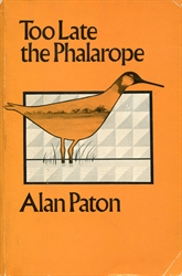 Too Late the Phalarope
