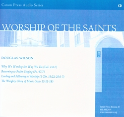 Worship of the Saints - CD