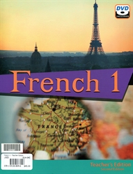 French 1 - Teacher Edition
