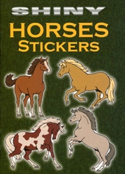 Shiny Horses - Stickers