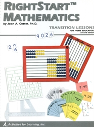 RightStart Mathematics Transition - Lessons