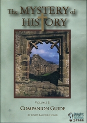 Mystery of History Volume II - Companion Guide CD-ROM