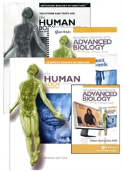 Apologia: Exploring Creation with Advanced Biology  - Deluxe Bundle