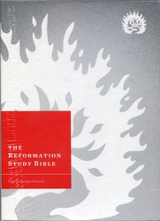 ESV Reformation Study Bible - Silver Cloth