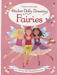 Sticker Dolly Dressing: Fairies
