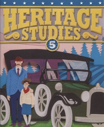 Heritage Studies 5 - Student Textbook