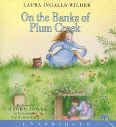 On the Banks of Plum Creek - Audio CD