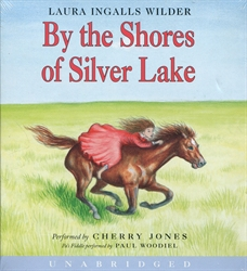 By the Shores of Silver Lake - Audio Book (CD)