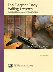 Elegant Essay Writing Lessons - Teacher Manual