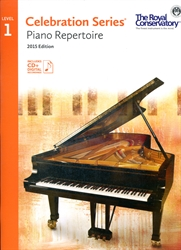 Celebration Series - Piano Repertoire 1