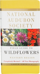 National Audubon Society Field Guide to Wildflowers: Western Region