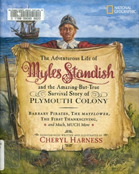 Adventurous Life of Myles Standish
