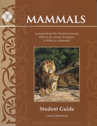 Mammals - Student Guide
