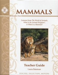 Mammals - Teacher Guide