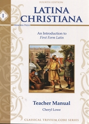 Latina Christiana Book I - Teacher's Manual