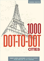 1000 Dot-to-Dot: Cities