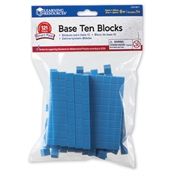 Base Ten Smart Pack - Plastic