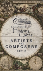 Classical Acts and Facts Artists & Composers Set 2