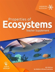 Properties of Ecosystems - Teacher Supplement