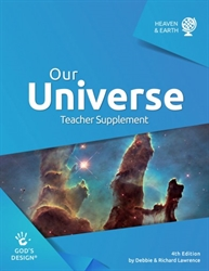 Our Universe - Teacher Supplement