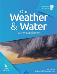 Our Weather & Water - Teacher Supplement