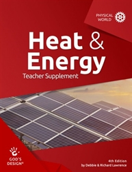 Heat & Energy - Teacher Supplement