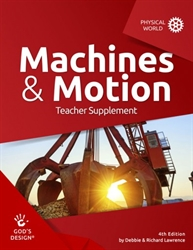 Machines & Motion - Teacher Supplement