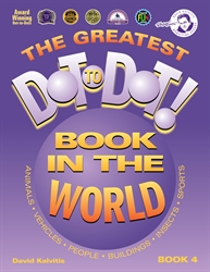 Greatest Dot-to-Dot Book in the World Book 4