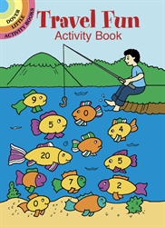 Travel Fun - Activity Book