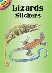 Lizard - Stickers