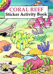Coral Reef - Activity Book