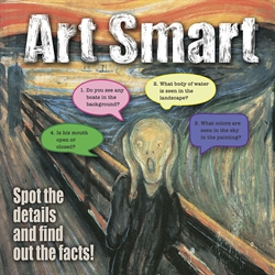 Art Smart: Spot the Details and Find Out the Facts