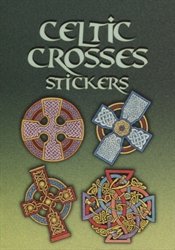 Celtic Crosses - Stickers