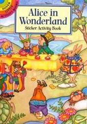 Alice in Wonderland - Activity Book