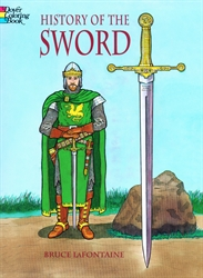 History of the Sword - Coloring Book