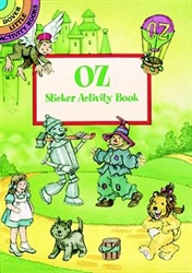 Oz - Sticker Activity Book
