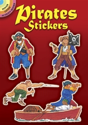 Pirates - Stickers