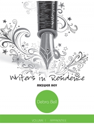 Writers in Residence Volume 1 - Answer Key