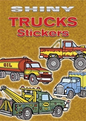Shiny Trucks - Stickers