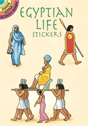 Egyptian Life - Stickers