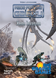 Race for the Galaxy Xeno Invasion - Expansion