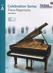 Celebration Series - Preparatory Piano Repertoire A