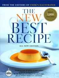 New Best Recipe Cookbook