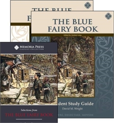 Blue Fairy Book - MP Literature Package